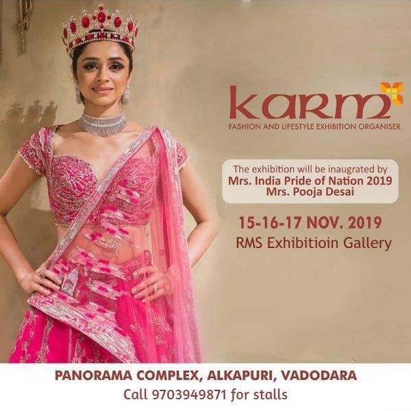 KARM- Fashion & Lifestyle Exhibition - Vadodara