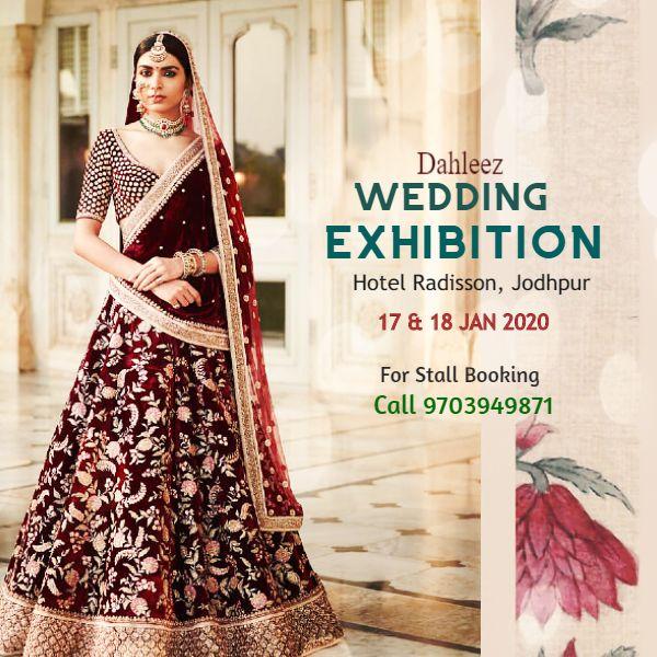 Dahleez Lifestyle & Fashion Exhibition @Radisson - Jodhpur