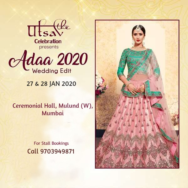 Adaa 2020-Wedding Exhibition - Mumbai