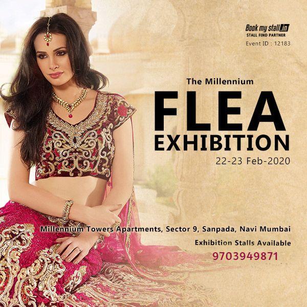 The Millennium Flea Exhibition - Mumbai