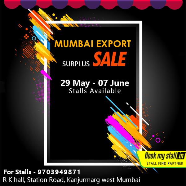 Mumbai Export Surplus Sale - Mumbai