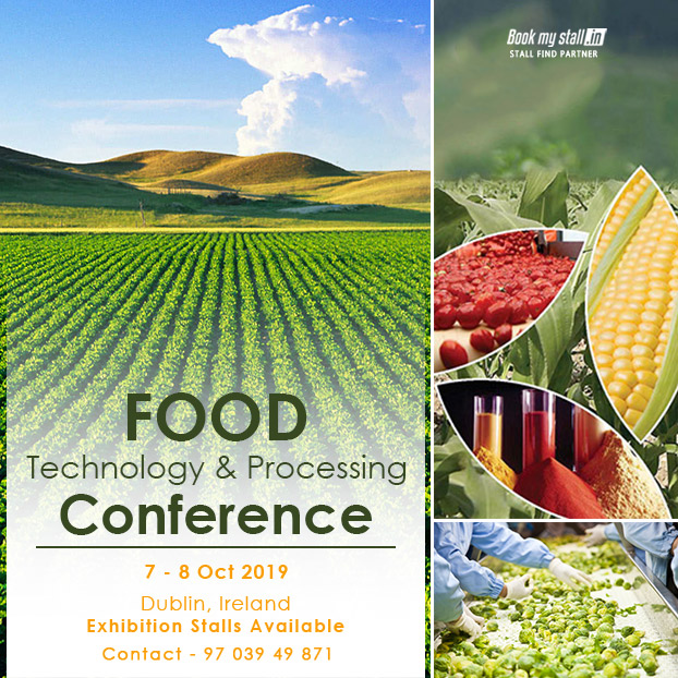 Food Technology & Processing Conference - Dublin