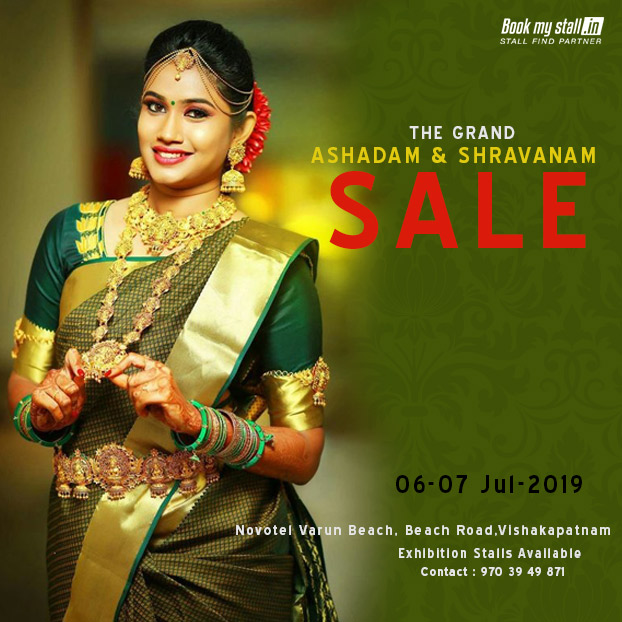 The Grand Ashadam Exhibition @ Vizag - Hyderabad