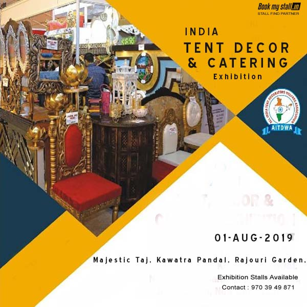 India Tent Decor & Catering Exhibition - Delhi