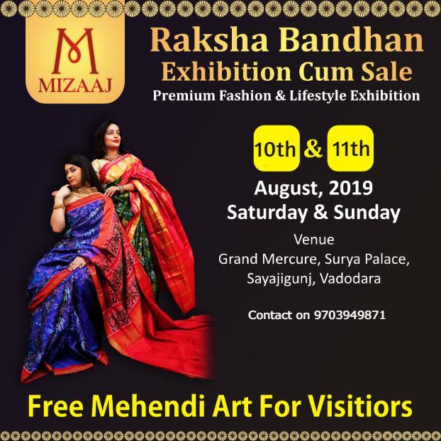 Mizaaj - Raksha Bandhan Exhibition - Vadodara